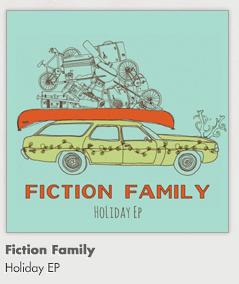 Fiction Family - Holiday EP
