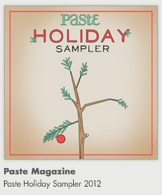 Paste Holiday Sampler
